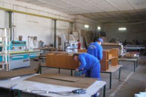 locuri de munca in fabrica de mobila